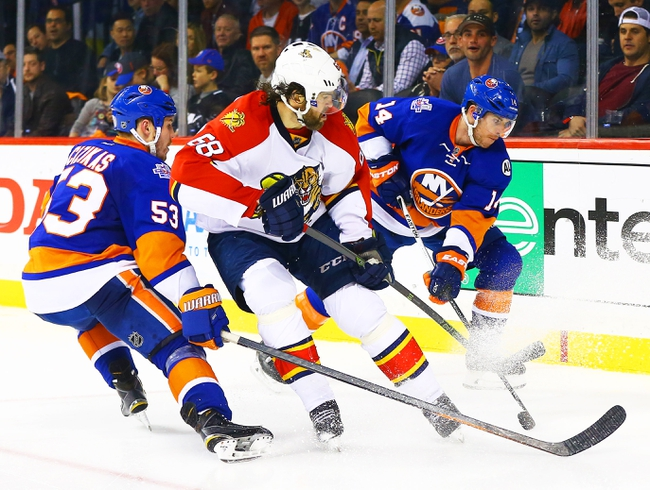 Islanders at Panthers Game 5 - 4/22/16 NHL Pick, Odds, and Prediction