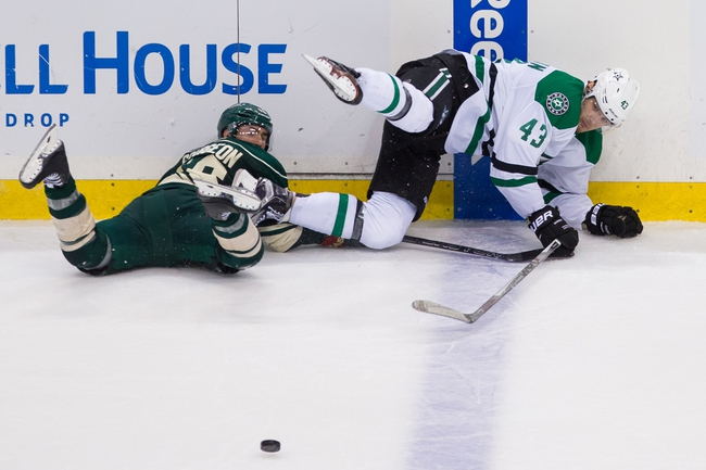 Wild at Stars Game 5 - 4/22/16 NHL Pick, Odds, and Prediction