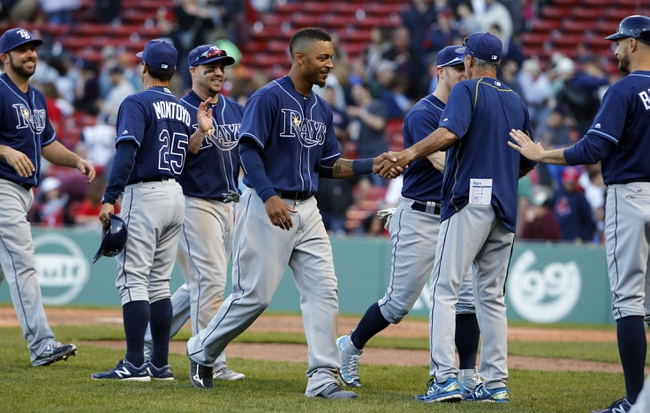 Tampa Bay Rays vs. Boston Red Sox - 6/27/16 MLB Pick, Odds, and Prediction