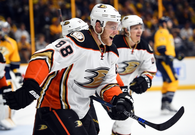 Predators at Ducks Game 5 - 4/23/16 NHL Pick, Odds, and Prediction