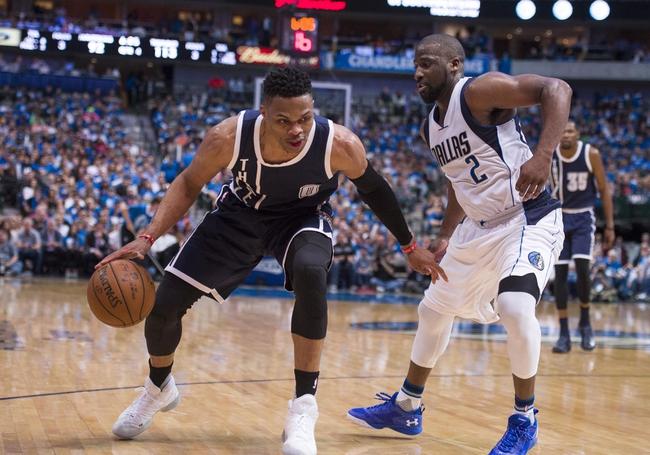 Thunder at Mavericks Game 4 - 4/23/16 NBA Pick, Odds, and Prediction