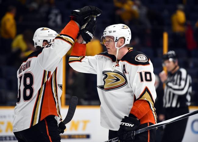 Anaheim Ducks vs. Nashville Predators - 4/23/16 NHL Pick, Odds, and Prediction