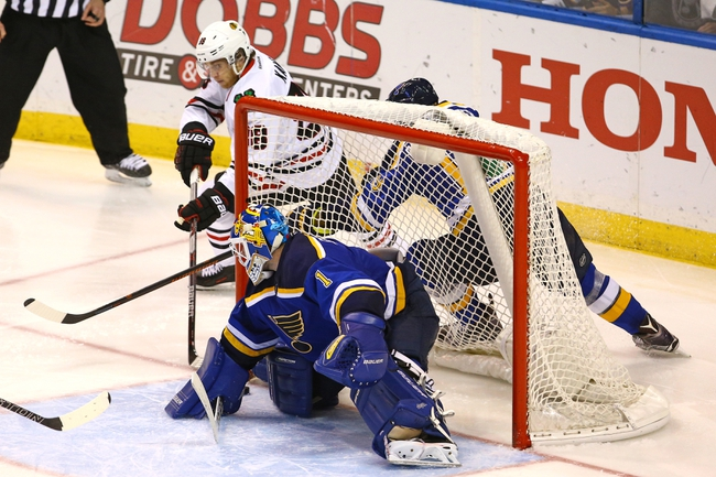 Blues at Blackhawks Game 6 - 4/23/16 NHL Pick, Odds, and Prediction