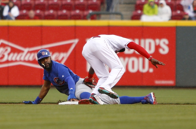 Cincinnati Reds vs. Chicago Cubs - 4/23/16 MLB Pick, Odds, and Prediction