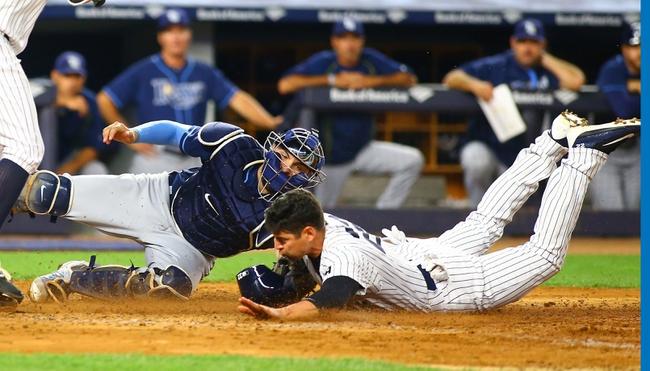 New York Yankees vs. Tampa Bay Rays - 4/23/16 MLB Pick, Odds, and Prediction
