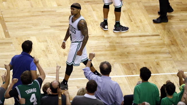 Hawks at Celtics Game 4 - 4/24/16 NBA Pick, Odds, and Prediction