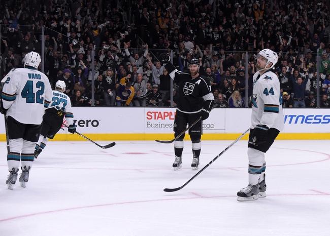 San Jose Sharks vs. Los Angeles Kings - 10/12/16 NHL Pick, Odds, and Prediction