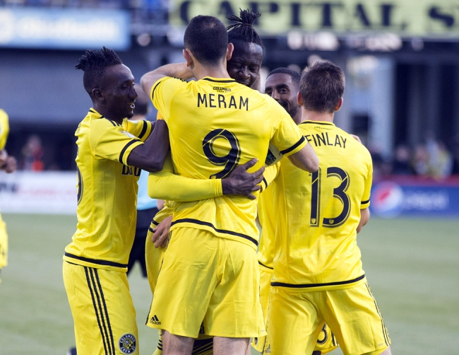 Columbus Crew SC vs. Montreal Impact MLS Pick, Odds, Prediction - 5/7/16