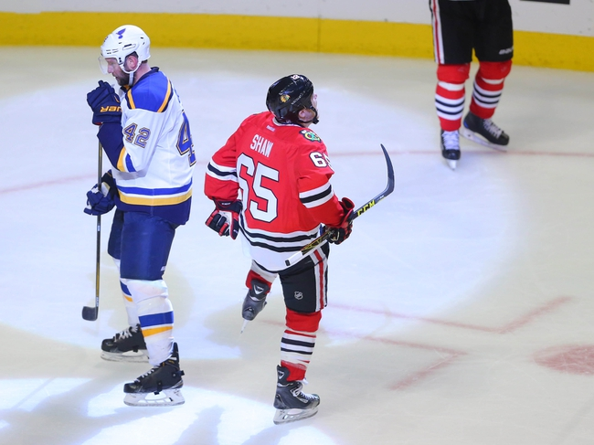 Blackhawks at Blues Game 7 - 4/25/16 NHL Pick, Odds, and Prediction