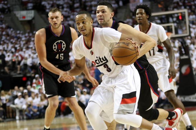 Clippers at Trail Blazers Game 4 - 4/25/16 NBA Pick, Odds, and Prediction