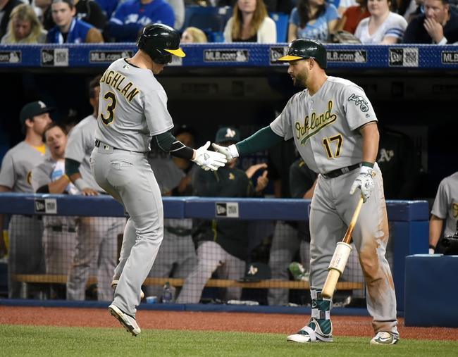 Oakland Athletics vs. Toronto Blue Jays - 7/15/16 MLB Pick, Odds, and Prediction