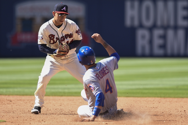 Mets vs. Braves - 5/2/16 MLB Pick, Odds, and Prediction