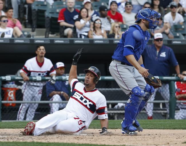 Texas Rangers vs. Chicago White Sox - 5/9/16 MLB Pick, Odds, and Prediction