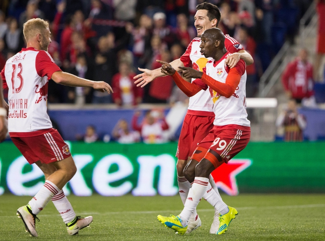 New York Red Bulls vs. FC Dallas MLS Pick, Odds, Prediction - 4/29/16