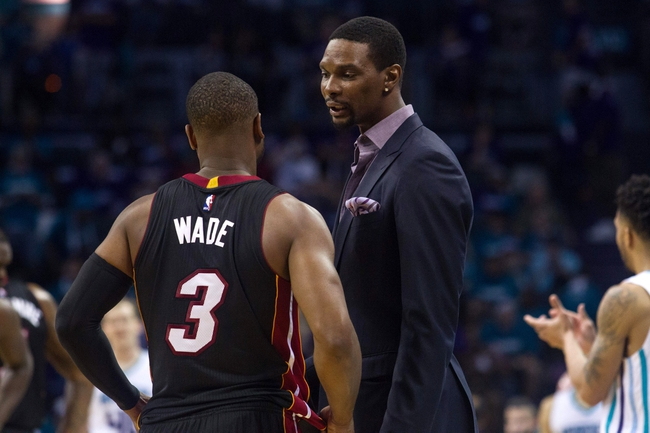 Miami Heat Playoffs: Chris Bosh Can't Return This Season