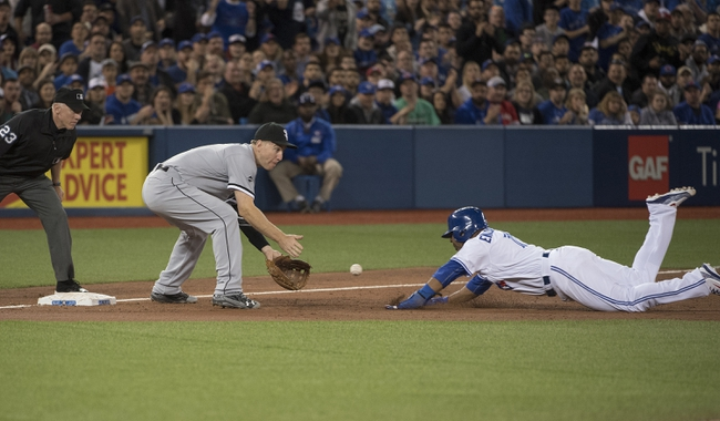 Toronto Blue Jays vs. Chicago White Sox - 4/26/16 MLB Pick, Odds, and Prediction