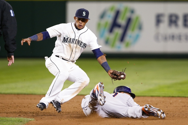 Mariners vs. Astros - 4/26/16 MLB Pick, Odds, and Prediction