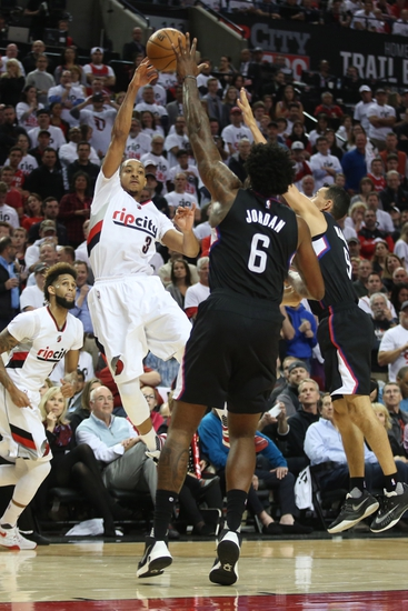 Los Angeles Clippers vs. Portland Trail Blazers - 4/27/16 NBA Pick, Odds, and Prediction