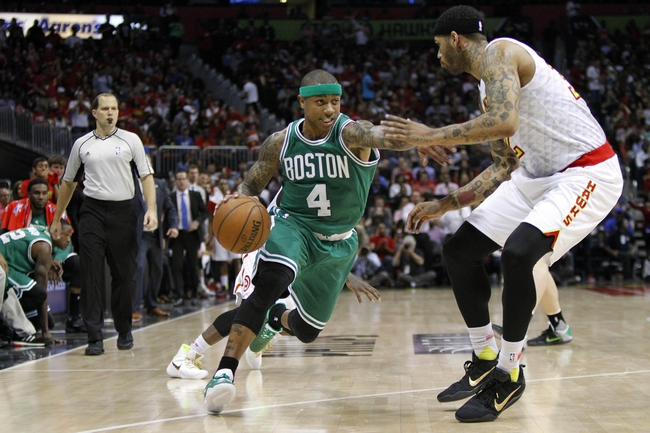 Hawks at Celtics Game 6 - 4/28/16 NBA Pick, Odds, and Prediction