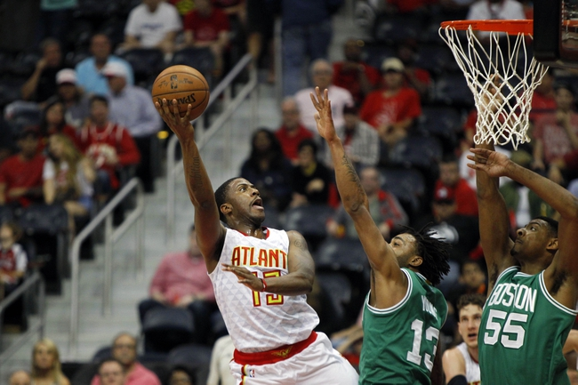 Boston Celtics vs. Atlanta Hawks - 4/28/16 NBA Pick, Odds, and Prediction