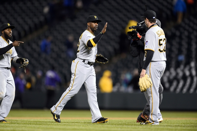 Pirates at Rockies - 4/28/16 MLB Pick, Odds, and Prediction