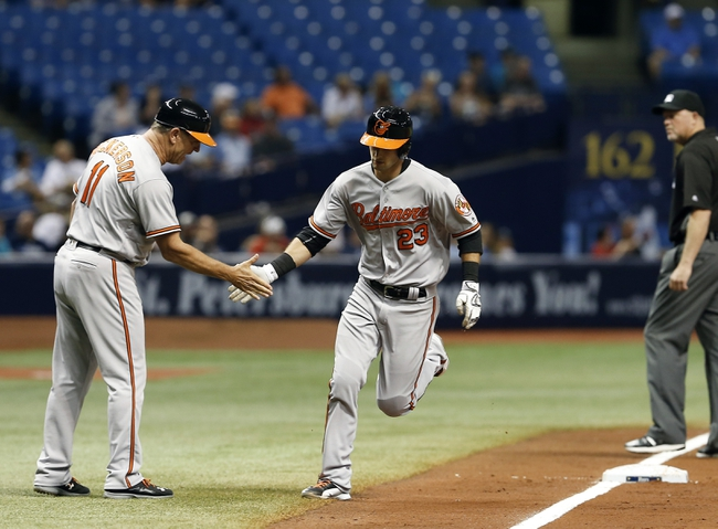 Rays fade late, lose 8th straight 6-3 to Orioles