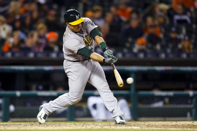 Detroit Tigers vs. Oakland Athletics - 4/28/16 MLB Pick, Odds, and Prediction