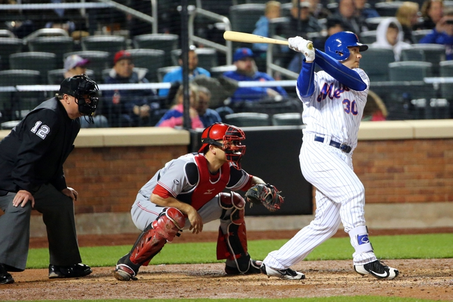 Reds vs. Mets - 9/5/16 MLB Pick, Odds, and Prediction