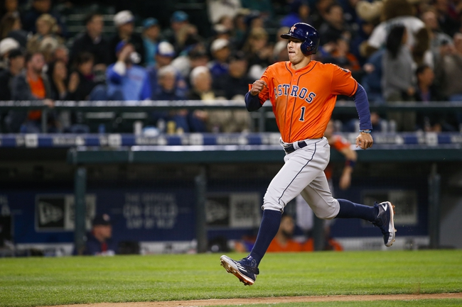 Houston Astros vs. Seattle Mariners - 5/5/16 MLB Pick, Odds, and Prediction