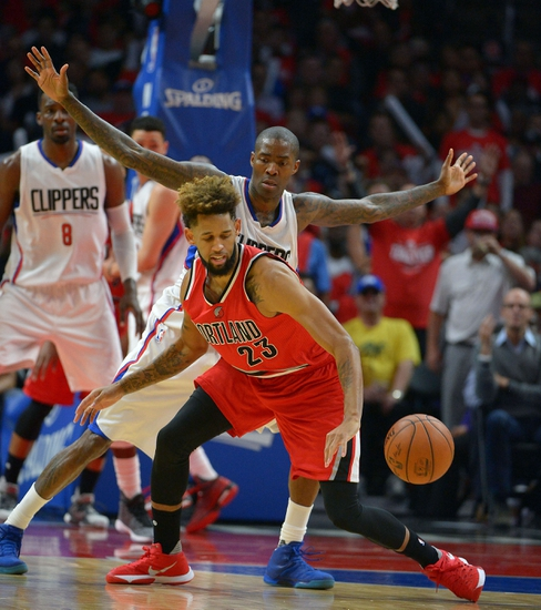 Portland Trail Blazers vs. Los Angeles Clippers - 4/29/16 NBA Pick, Odds, and Prediction