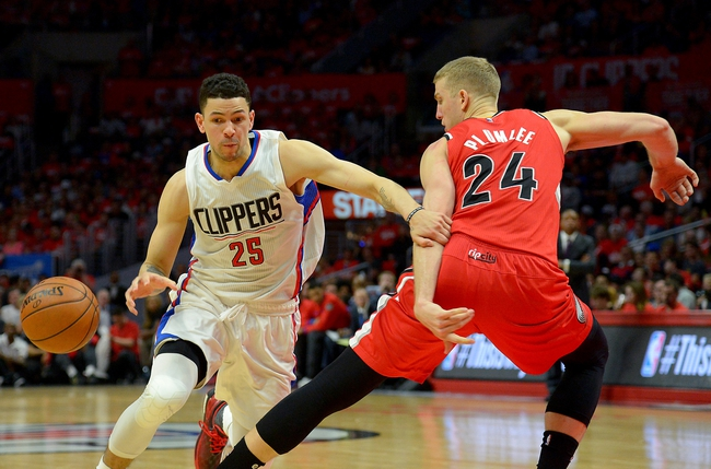 Clippers at Trail Blazers Game 6 - 4/29/16 NBA Pick, Odds, and Prediction