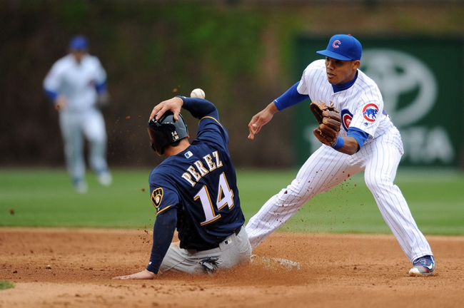 Cubs at Brewers - 5/17/16 MLB Pick, Odds, and Prediction