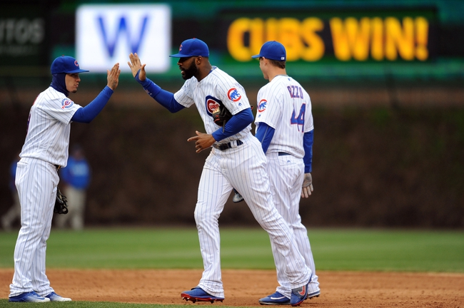 Milwaukee Brewers vs. Chicago Cubs - 5/17/16 MLB Pick, Odds, and Prediction