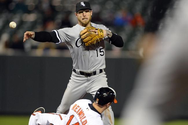 Orioles vs. White Sox - 5/1/16 MLB Pick, Odds, and Prediction