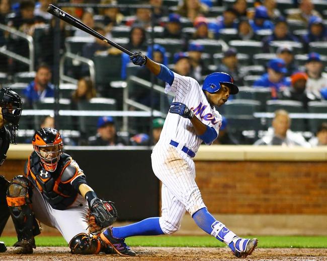 New York Mets vs. San Francisco Giants - 4/30/16 MLB Pick, Odds, and Prediction