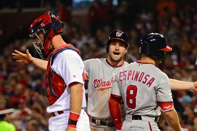 St. Louis Cardinals vs. Washington Nationals - 4/30/16 MLB Pick, Odds, and Prediction