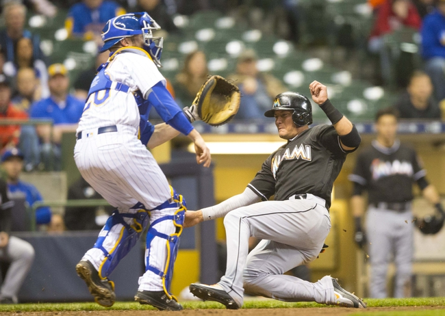 Milwaukee Brewers vs. Miami Marlins - 4/30/16 MLB Pick, Odds, and Prediction