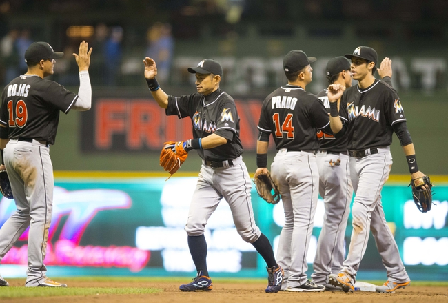 Milwaukee Brewers vs. Miami Marlins - 5/1/16 MLB Pick, Odds, and Prediction