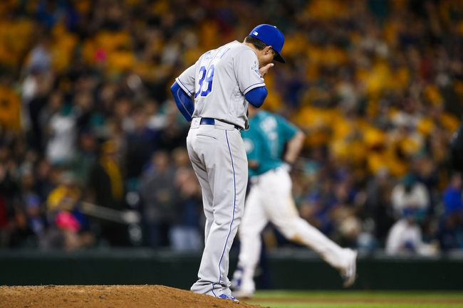 Mariners vs. Royals - 4/30/16 MLB Pick, Odds, and Prediction