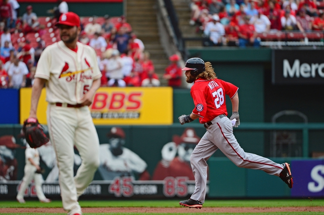 St. Louis Cardinals vs. Washington Nationals - 5/1/16 MLB Pick, Odds, and Prediction