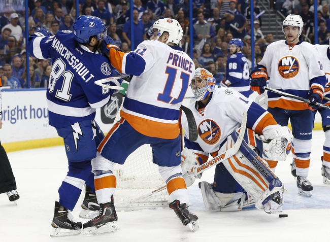 New York Islanders vs. Tampa Bay Lightning - 5/3/16 NHL Pick, Odds, and Prediction
