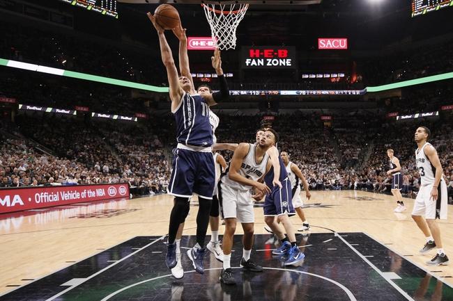 San Antonio Spurs vs. Oklahoma City Thunder - 5/2/16 NBA Pick, Odds, and Prediction