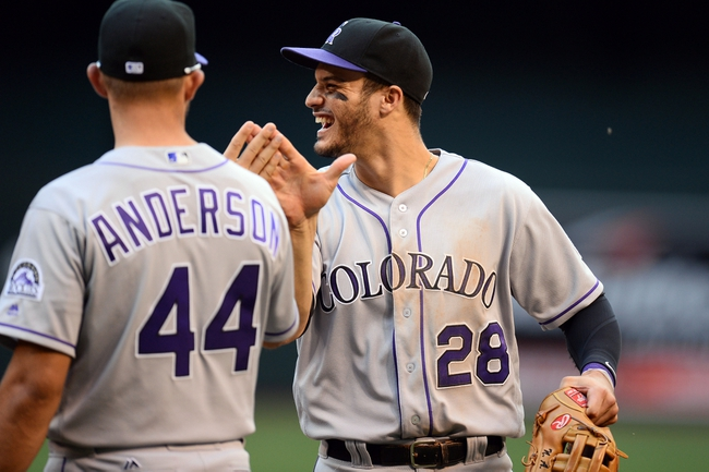 Colorado Rockies vs. Arizona Diamondbacks - 5/11/16 MLB Pick, Odds, and Prediction