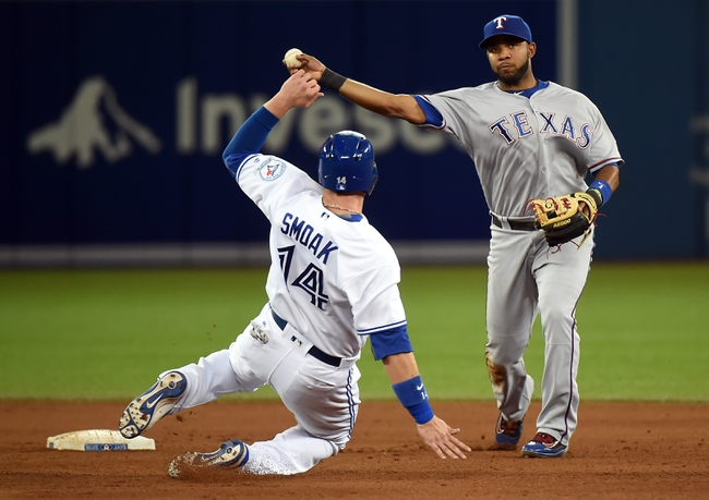 Toronto Blue Jays vs. Texas Rangers - 5/3/16 MLB Pick, Odds, and Prediction