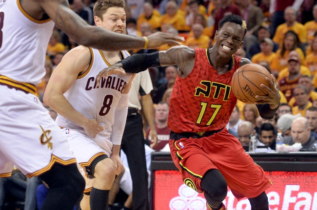 Hawks at Cavaliers Game 2 - 5/4/16 NBA Pick, Odds, and Prediction