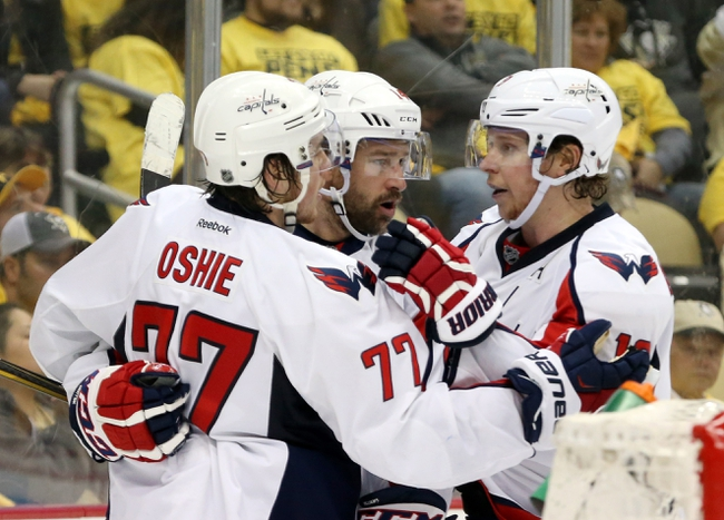 Pittsburgh Penguins vs. Washington Capitals - 5/4/16 NHL Pick, Odds, and Prediction