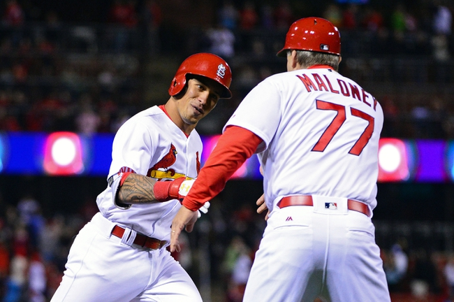 St. Louis Cardinals vs. Philadelphia Phillies - 5/4/16 MLB Pick, Odds, and Prediction