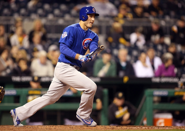 Pirates vs. Cubs - 5/4/16 MLB Pick, Odds, and Prediction