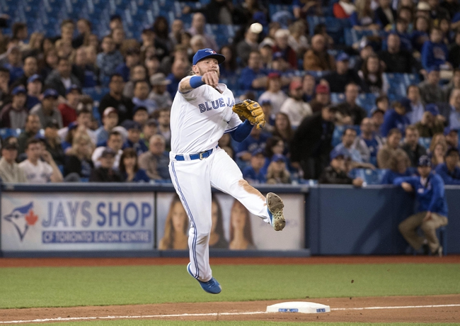 Toronto Blue Jays vs. Texas Rangers - 5/4/16 MLB Pick, Odds, and Prediction