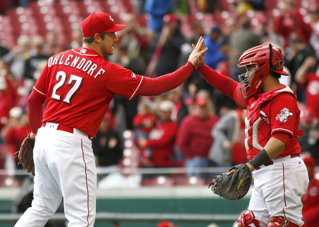 San Francisco Giants vs. Cincinnati Reds - 7/25/16 MLB Pick, Odds, and Prediction